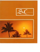 St C Condominiums brochure cover circa 1970s