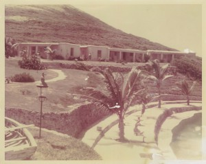St. C Hotel Cottages ca 1950s-1960s
