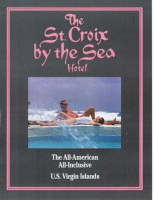 St Croix by the Sea brochure cover circa 1980s