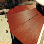 Restaurant roof replacement