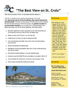 St. C Fact Sheet